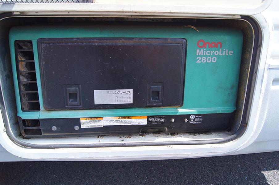 オナン発電機 ONAN Microline2800
