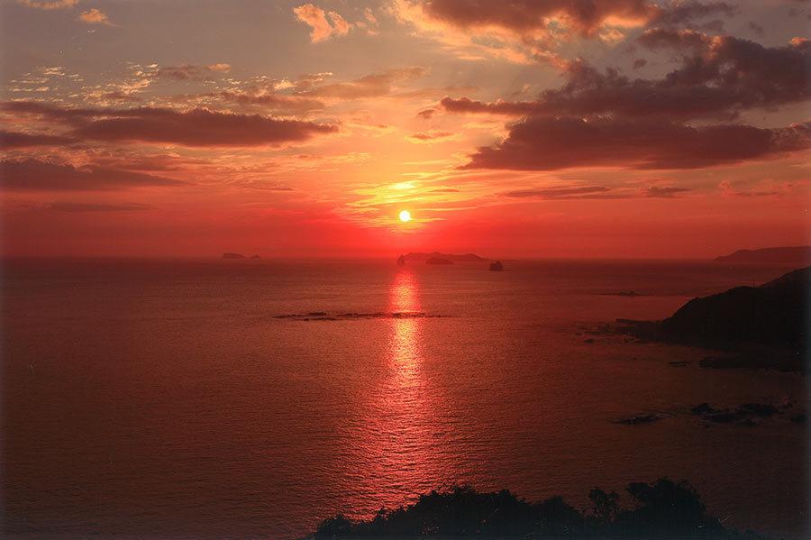 道の駅 夕陽が丘そとめ