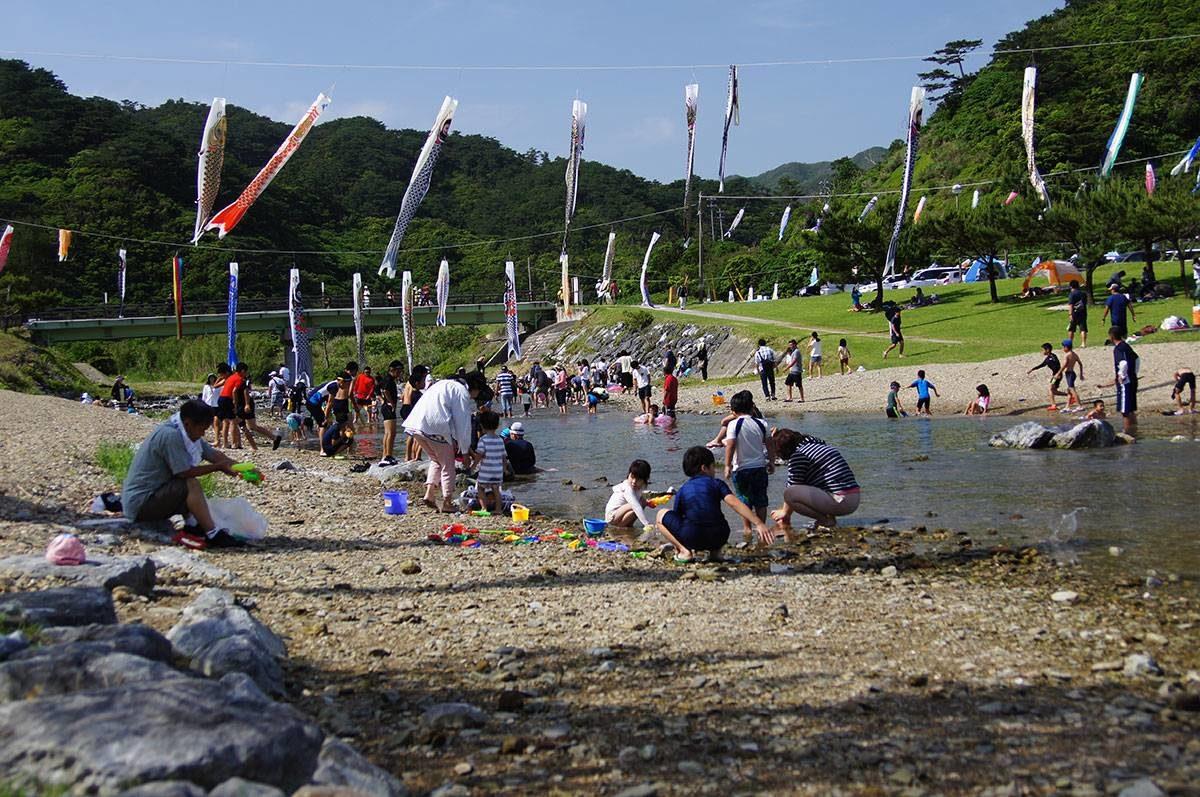 沖縄・奥川
