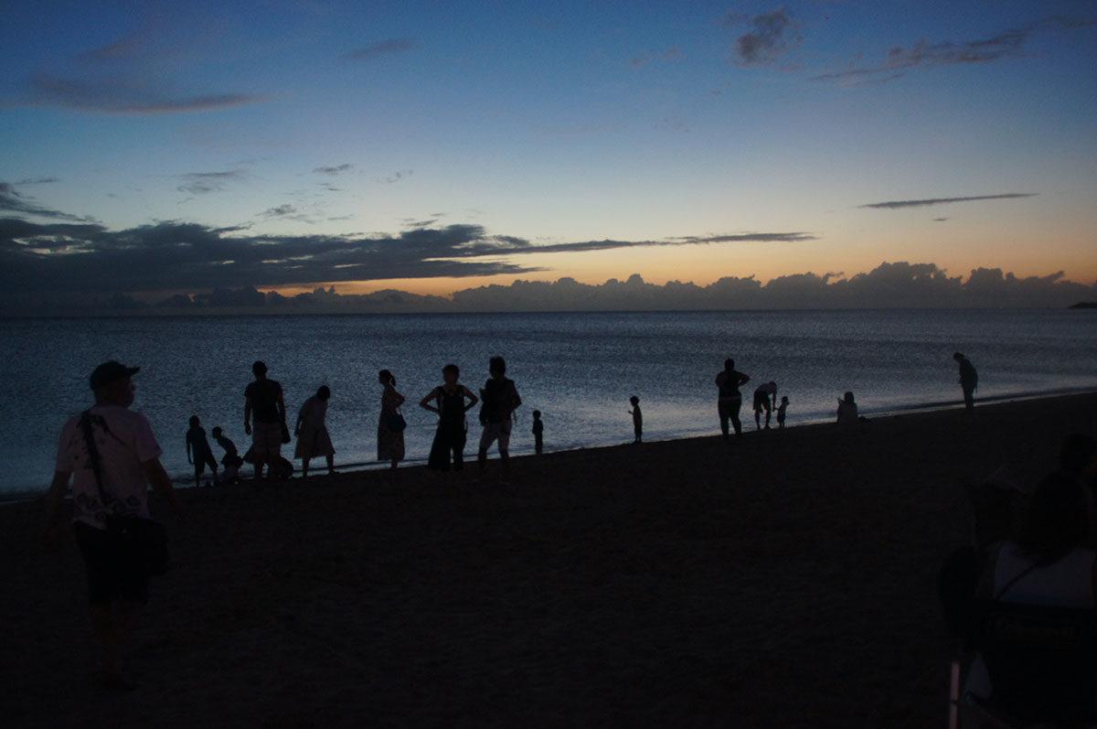トリイビーチ